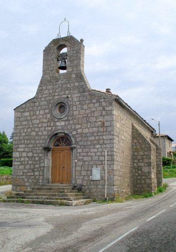 Eglise Notre Dame de l'Assomption de Cluac