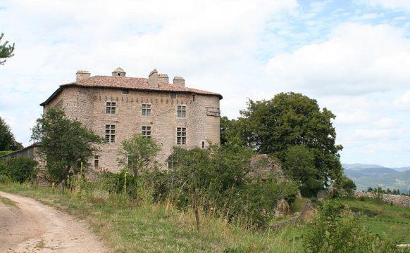 Château de Maisonseule, édifié à partir du XIIIème siècle, ses plus anciens propriétaires connus sont les Sahune. Il est aujourd'hui propriété de l'humoriste Yves Lecoq.