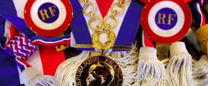 bannière tricolore