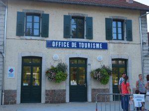 Lamastre inauguration de l 39 office de tourisme intercommunal et de la dolce via rassemblement - Office de tourisme de vias ...